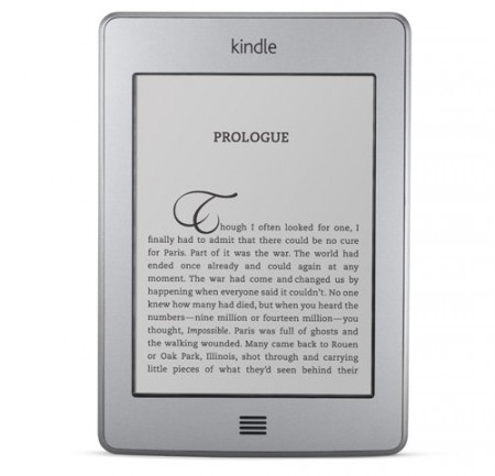 Amazon Kindle 4 e-book olvasó