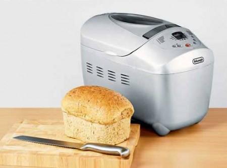 DeLonghi BDM 1200 S kenyérsütő