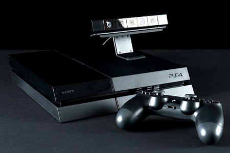 PlayStation 4 konzol