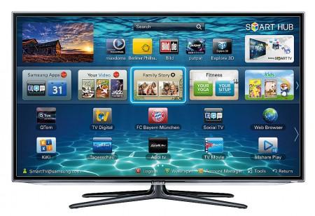 Samsung-UE46ES6100 smartTV