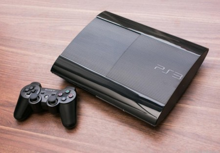 Super Slim Sony Playstation 3