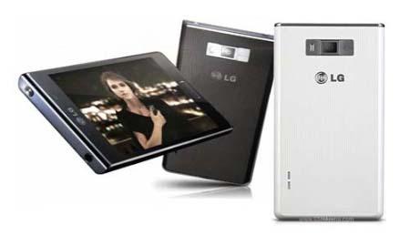LG Optimus I7 telefonok