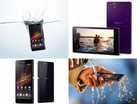 Sony Xperia Z okostelefon