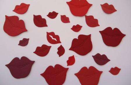 Valentin napi csókáradat