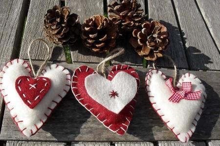 Karácsonyi szívek